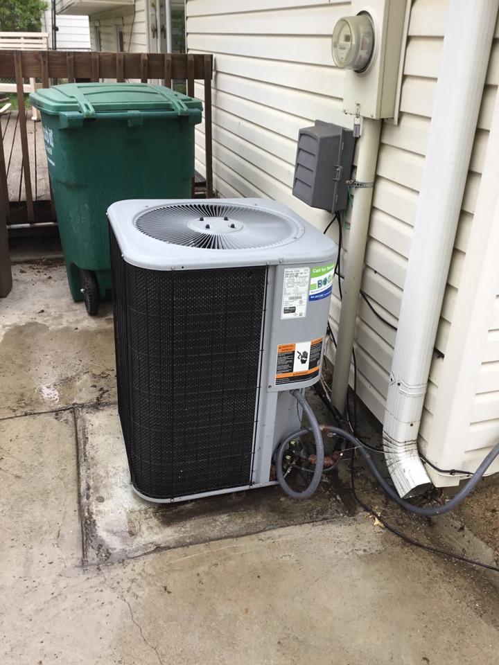Altoona, IA - Concord air conditioner maintenance no repair