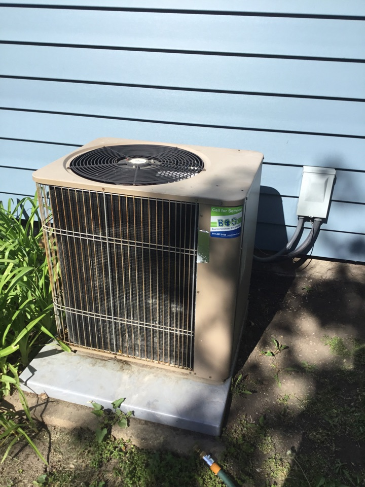 Armstrong air conditioner maintenance repair