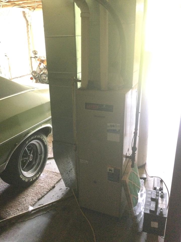 Kellogg, IA - Lennox furnace repair