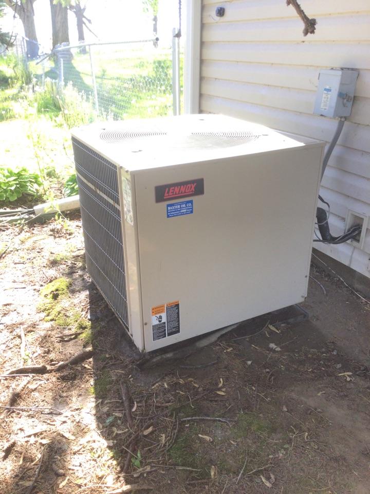 Mingo, IA - Lennox Air Conditioner service