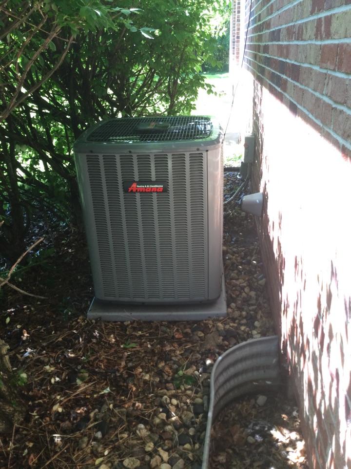Altoona, IA - Amana air conditioner repair