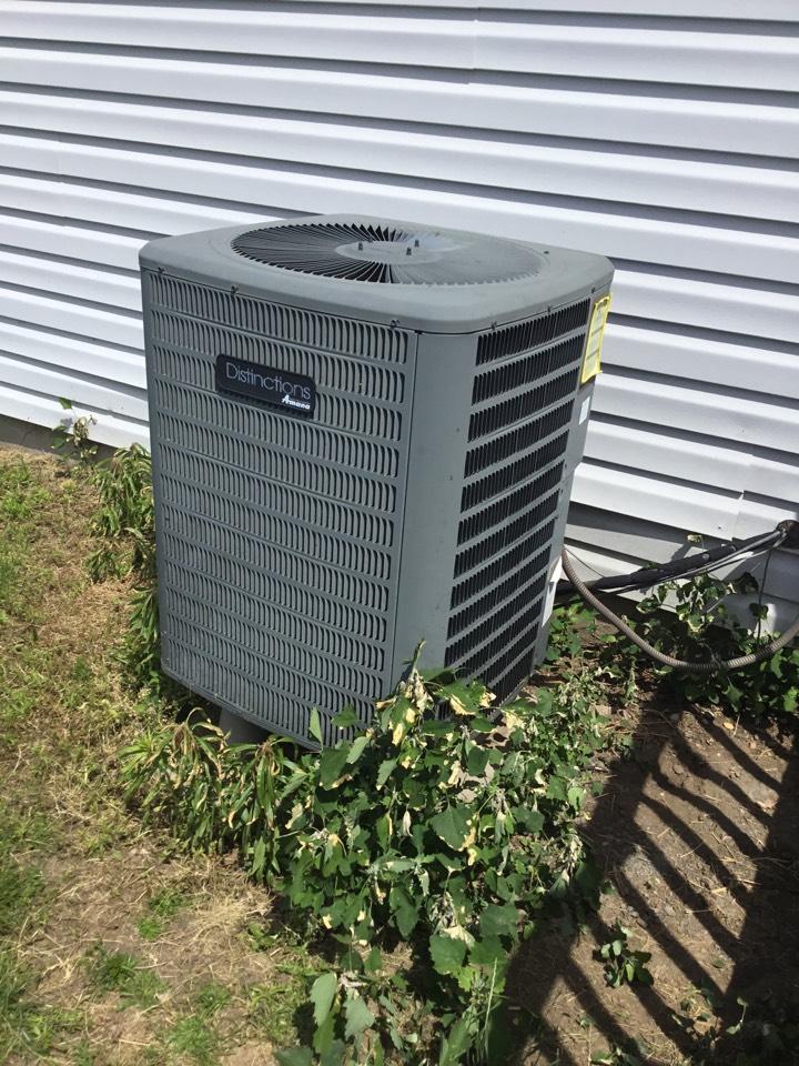 Bondurant, IA - Goodman heat pump repair