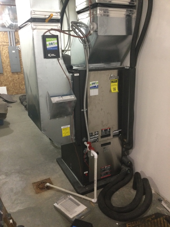 Rhodes, IA - ClimateMaster geothermal service