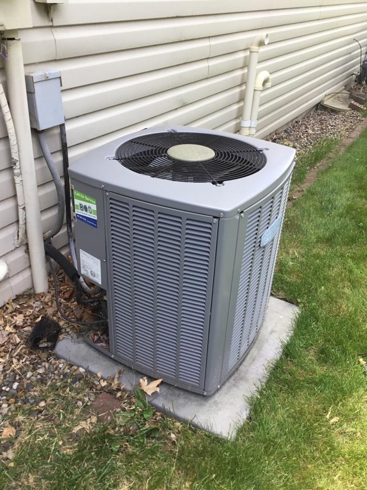 Newton, IA - Armstrong air conditioner maintenance no repair