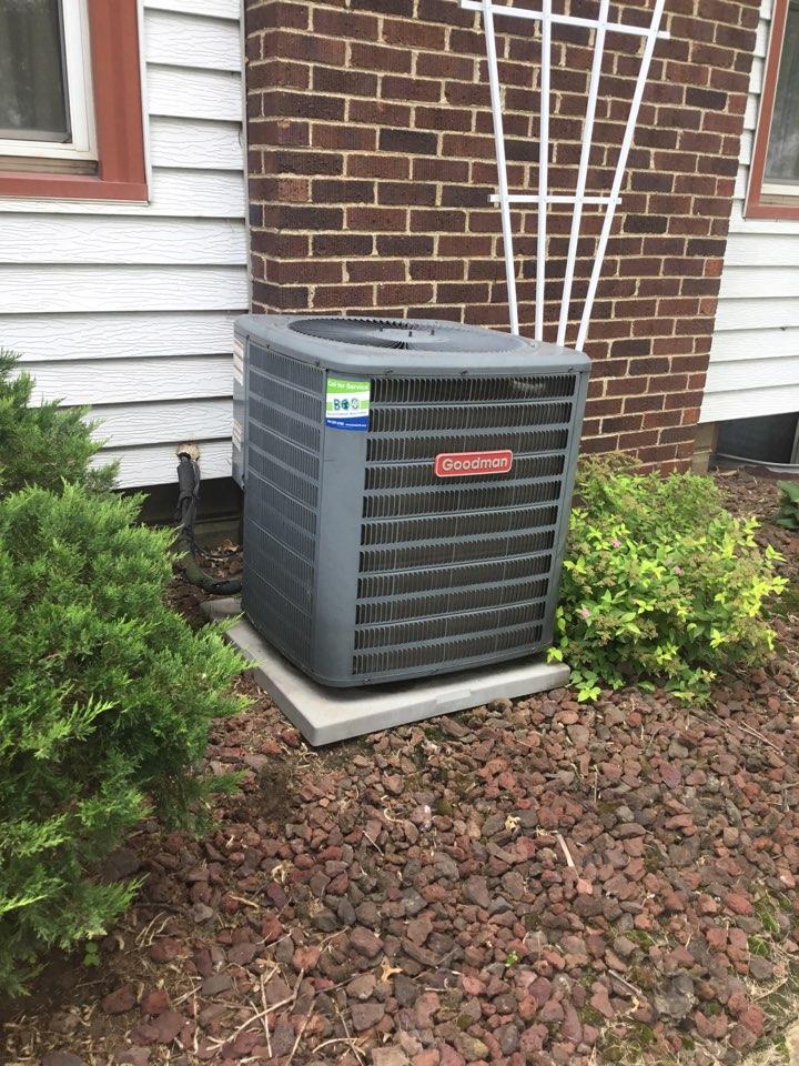 Prairie City, IA - Goodman air conditioner maintenance no repair
