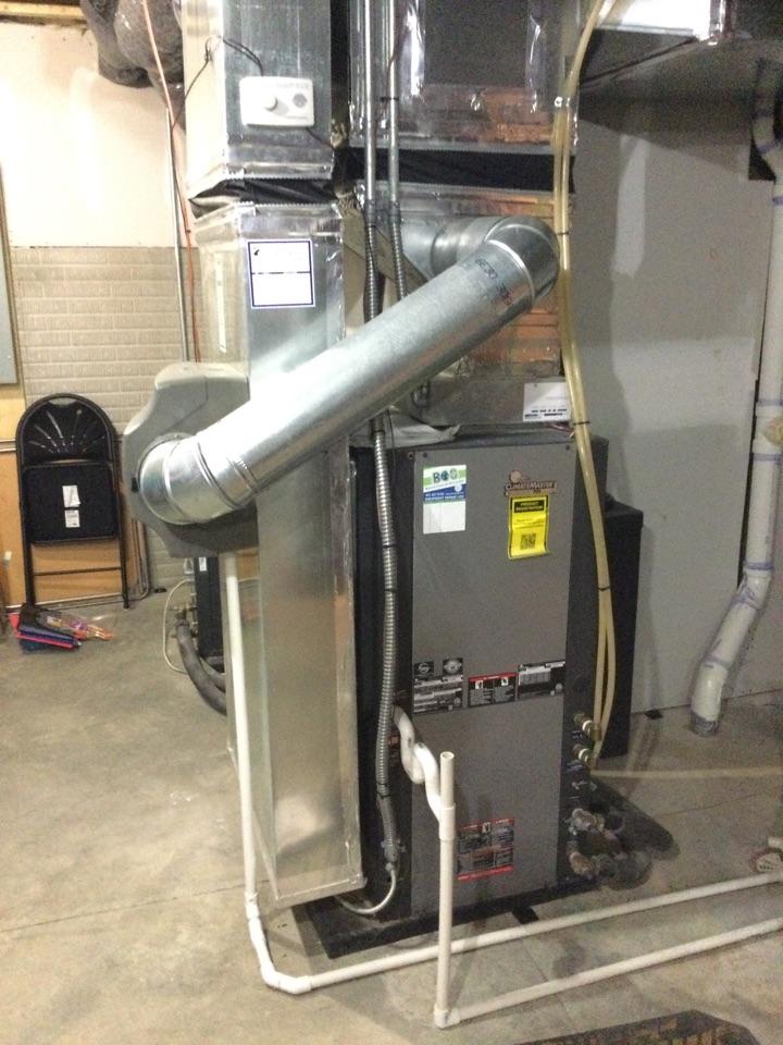 Baxter, IA - ClimateMaster geothermal repair