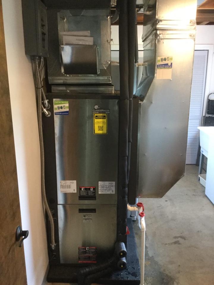 Newton, IA - ClimateMaster Geothermal service