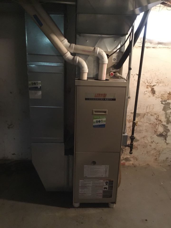 Baxter, IA - Lennox furnace maintenance no repair