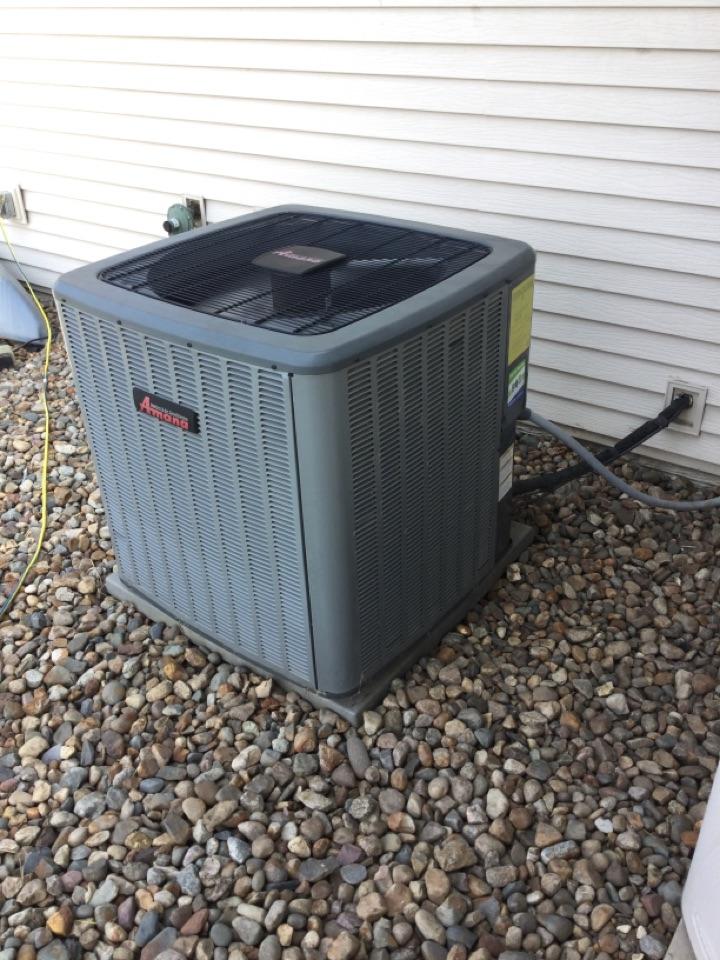 Sully, IA - Amana air conditioner repair