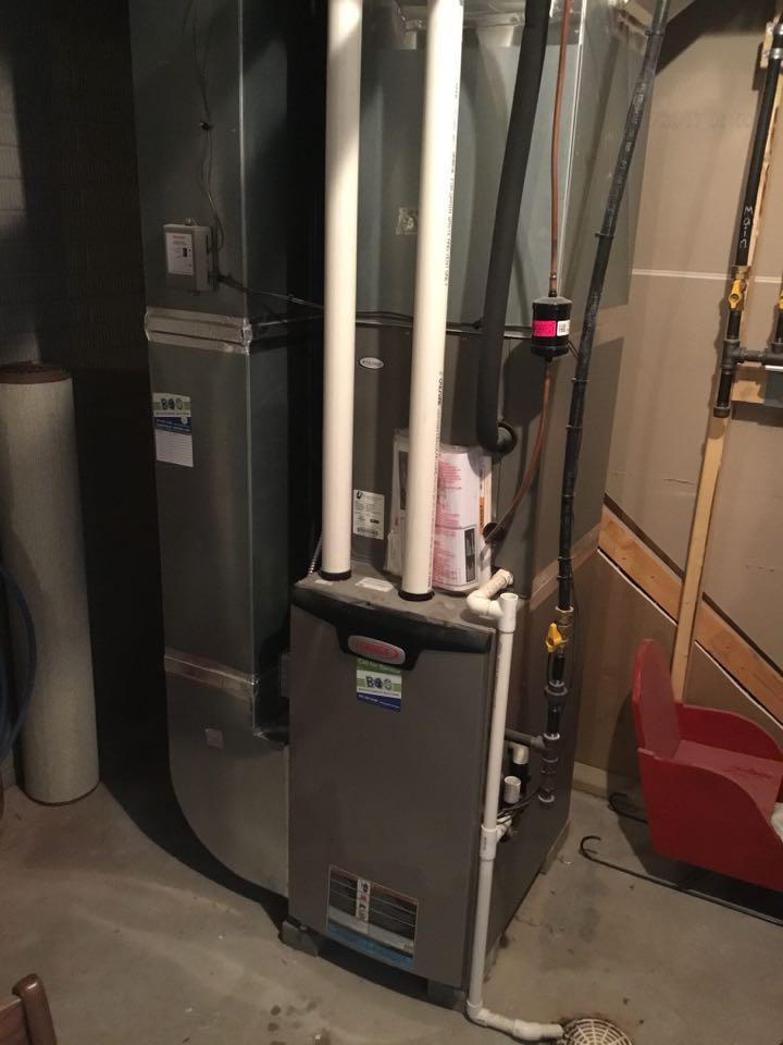 Bondurant, IA - Lennox furnace maintenance no repair