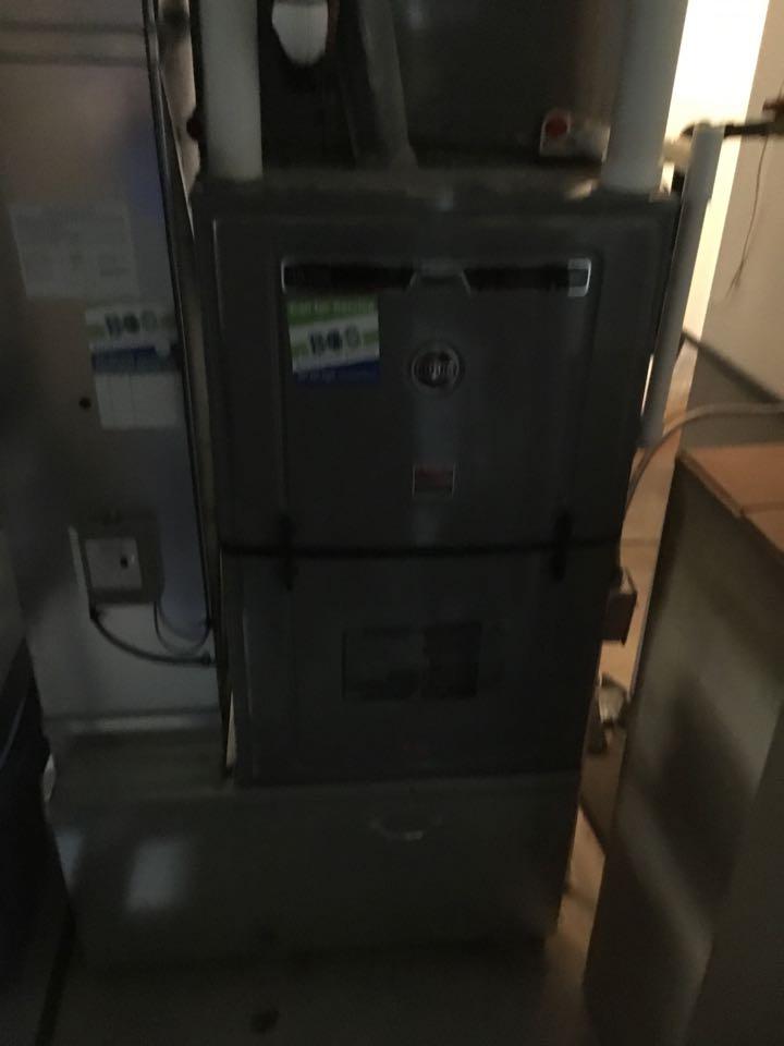 Colfax, IA - Rheem furnace maintenance no repair