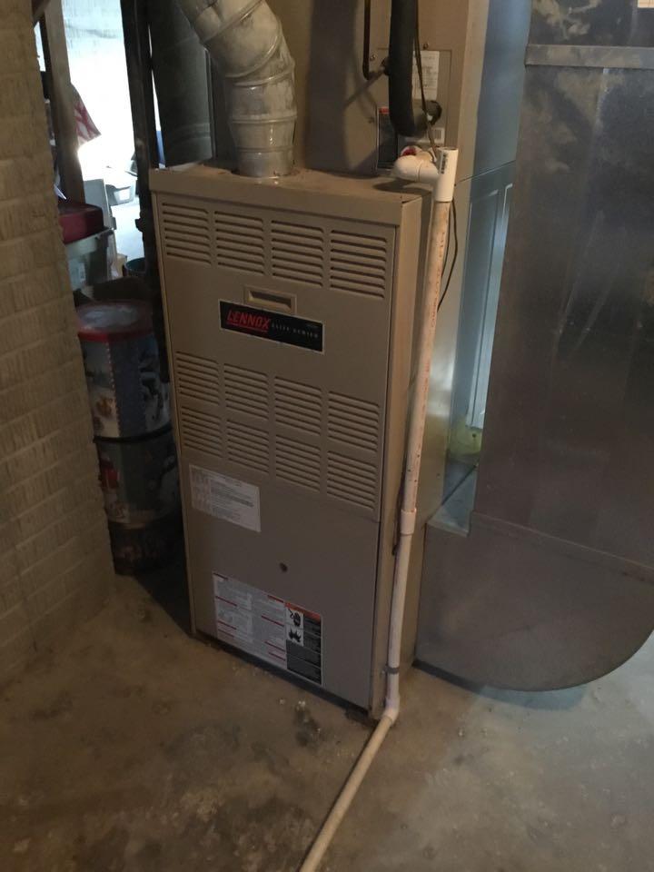 Bondurant, IA - Lennox furnace maintenance repair