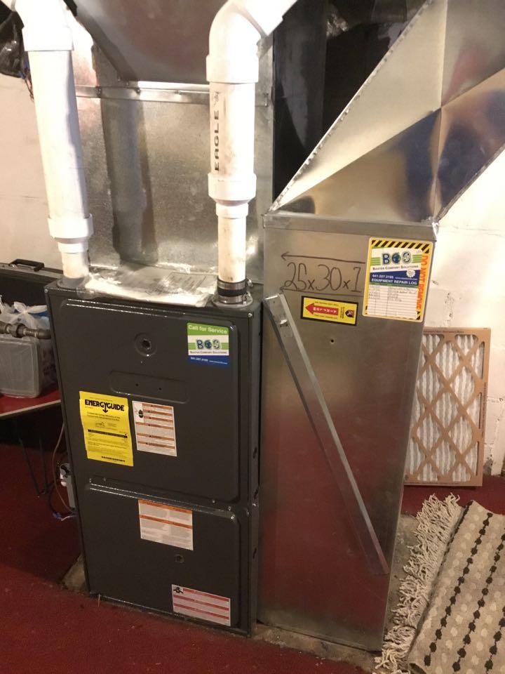 Mitchellville, IA - Goodman furnace maintenance no repair