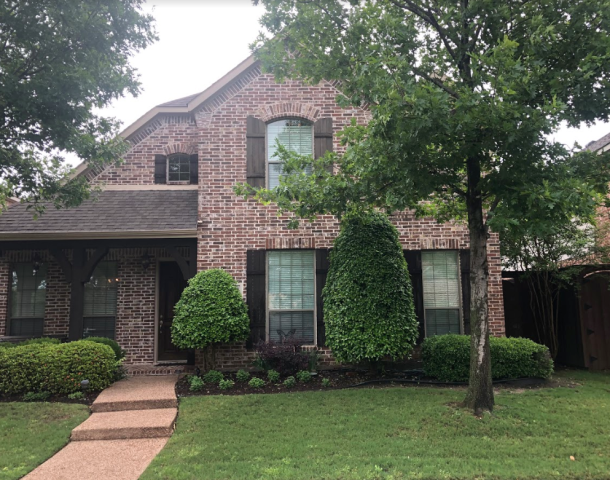 Allen, TX - Completing roofing replacement with high performance Holmes-Approved Atlas Pinnacle Pristine shingles that will protect this wonderful home in Allen for years to come!