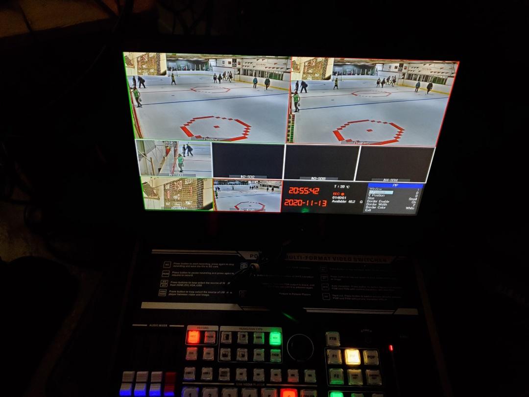 Plainville, CT - hockey night of pisa live streaming skateless allies game