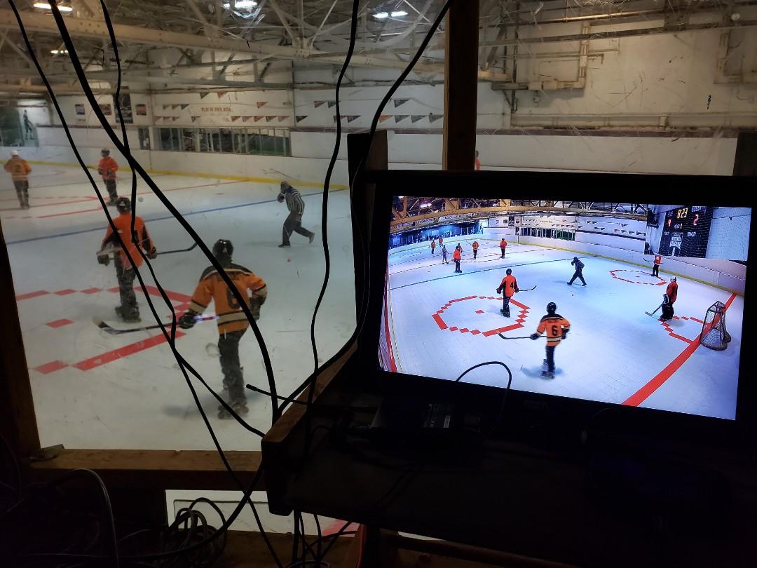 Plainville, CT - Streaming championship hockey live