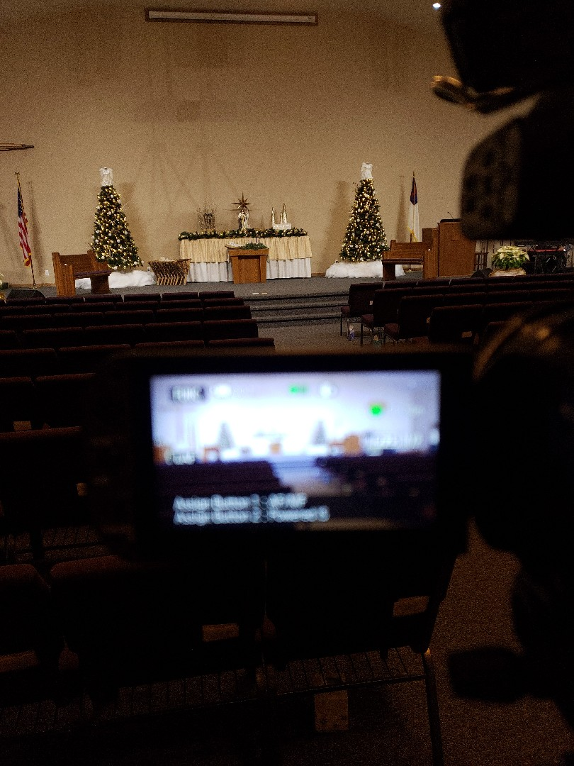 Brown City, MI - Streaming a wedding LIVE in Brown City!