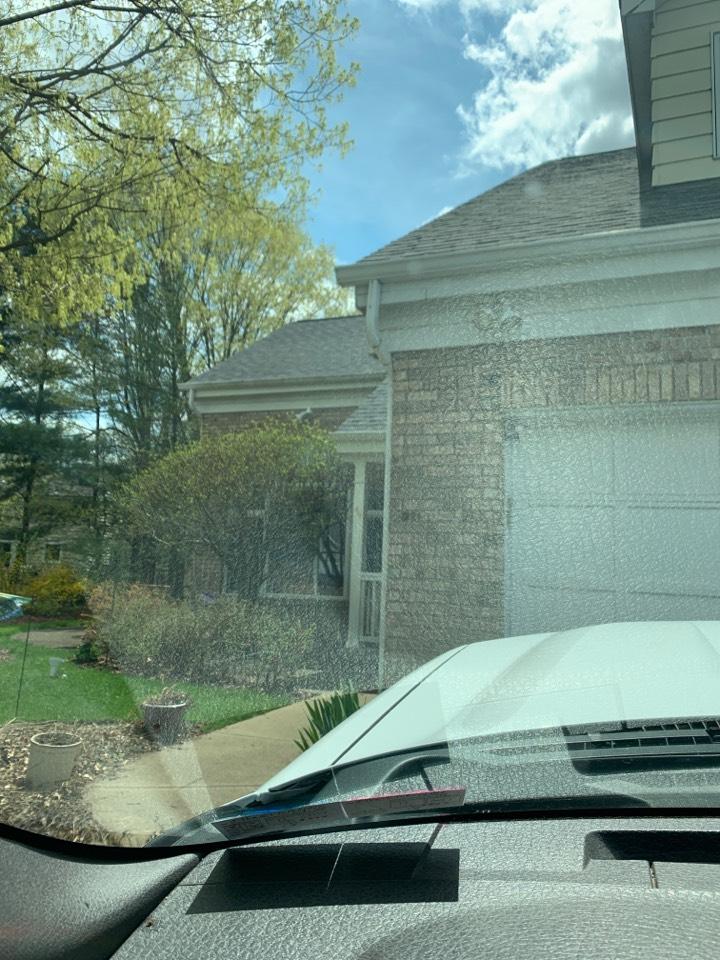 Bridgeville, PA - Estimate for roof repair