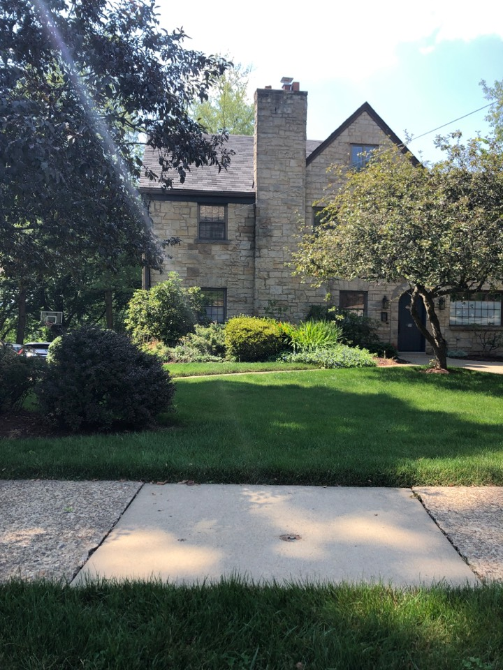 Pittsburgh, PA - This homeowner is interested in a new slate roof to replace his existing eco-slate roof.