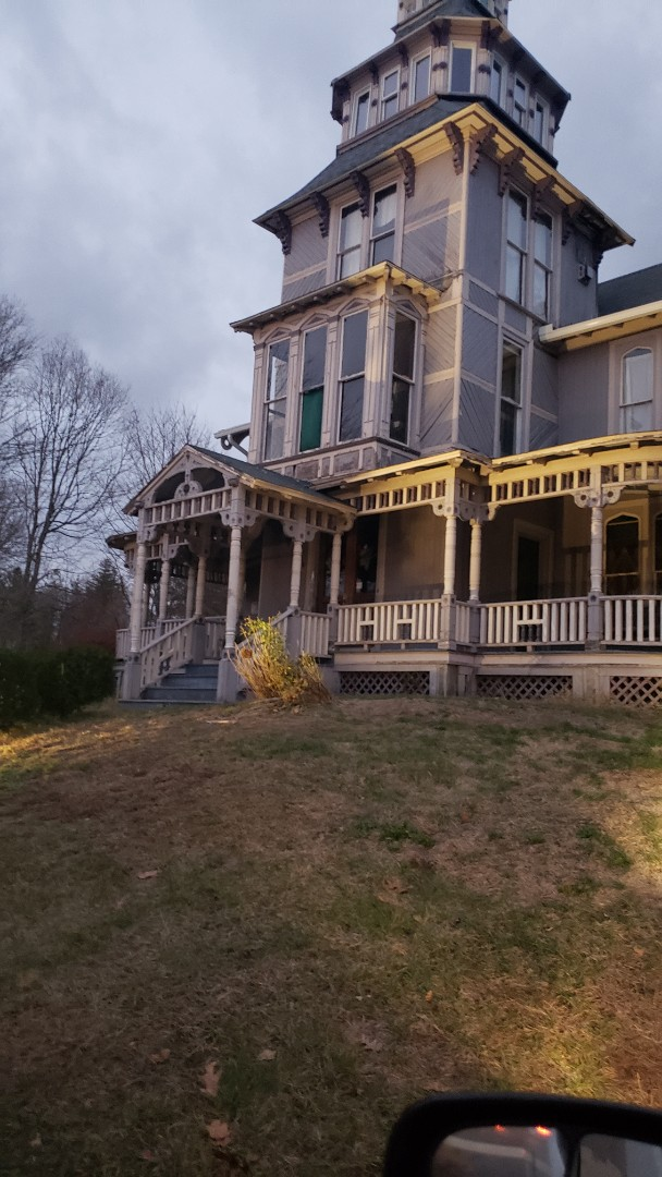 Vernon, CT - This old beauty will be getting new windows professionally installed by Harmony Home Improvement