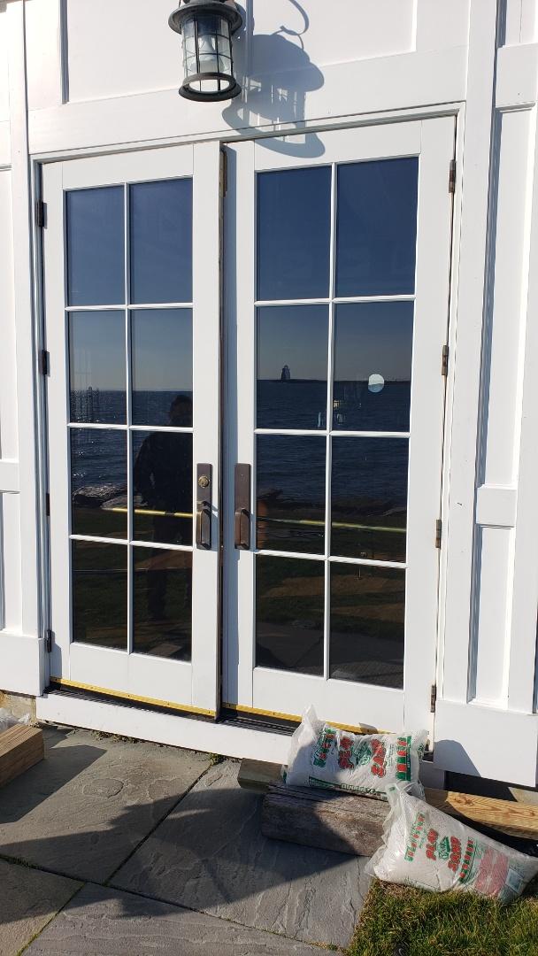 Bridgeport, CT - Commercial doors @ Bridgeport YC