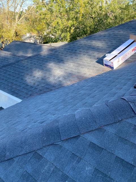 Bethany Beach, DE - Another GAF Timberline HDZ roof completed in Bethany Beach.
