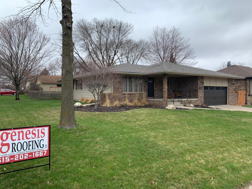 Cumming, IA - New roof replacement in Ankeny , Iowa! Free roofing and siding estimates and hail and wind damage inspections!