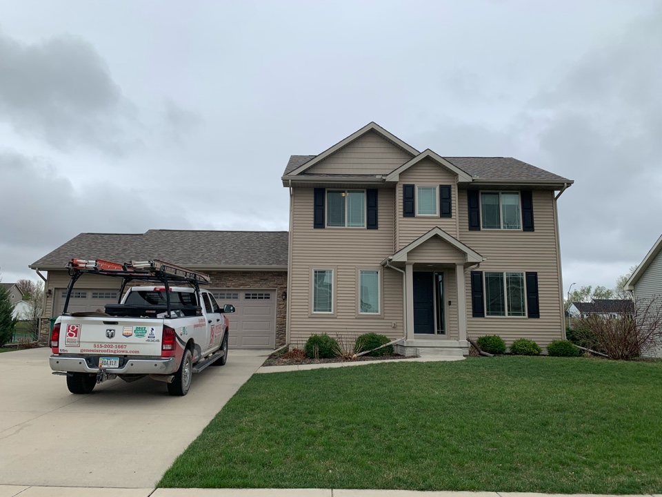 Ankeny, IA - Roof repair and roof replacement estimate in Ankeny, Iowa! Call today for a free roof estimate and a free roof inspection!