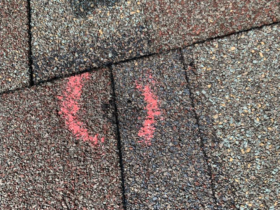 Johnston, IA - Hail damage roof inspections and Johnston, Iowa! Free roof estimates and free hail damage roof inspections!
