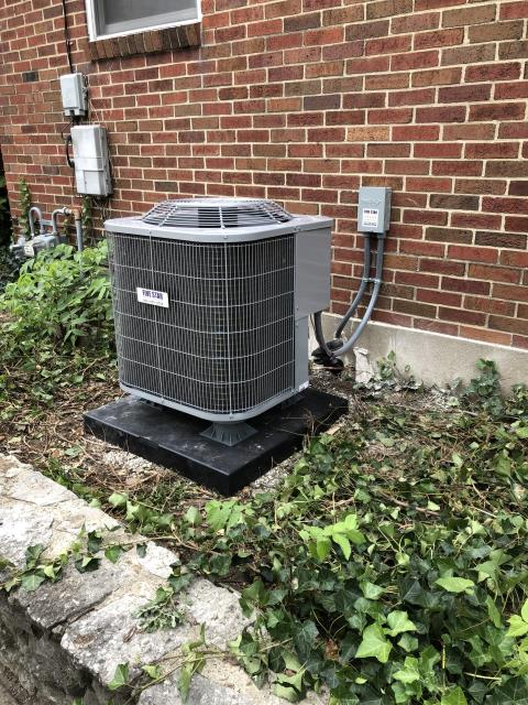 Dayton, OH - During a tune up on a Five Star air conditioner, I tested pressures, temperatures, wiring and electrical components. I recommend replacing furnace filter soon. All tests and readings are within manufacturers specifications at this time.