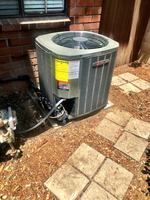 Ontario, CA - Installed new outdoor ac unit and indoor coil
