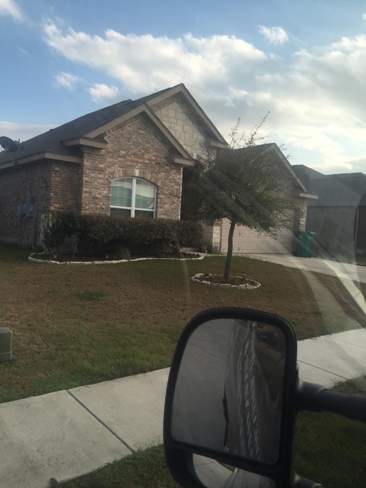 San Antonio, TX - AC repair - Trane unit / air conditioning service and repair