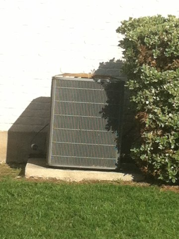 Cibolo, TX - ac service call preformed air conditioning repair on carrier unit