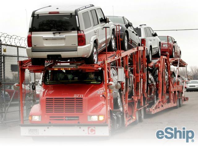 Open Auto Transport in Miami, Florida