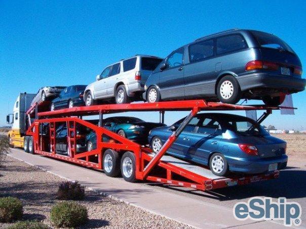 Open Auto Transport in Orlando, Florida