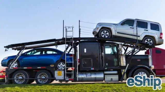 Open Auto Transport in West Palm Beach, Florida