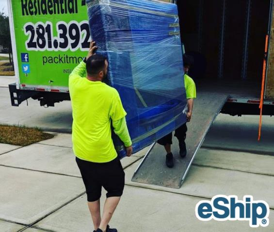 Household Moving in Houston, Texas