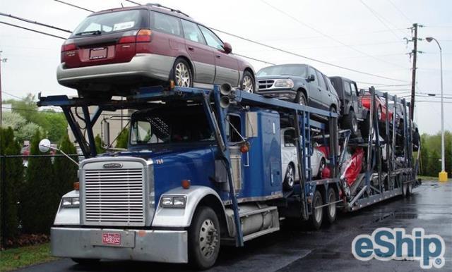 Open Auto Transport in Austin, Texas