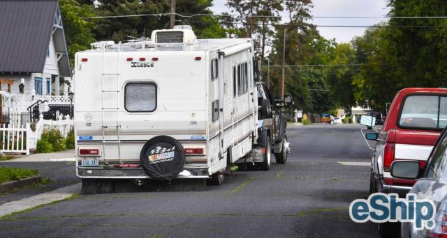 RV Transport in Spokane, Washington