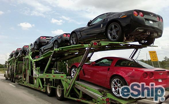 Open Auto Transport in Fresno, California