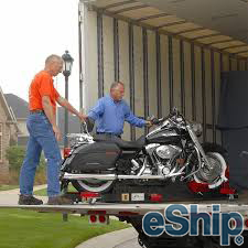 Close Motorcycle Transport in Sacramento, California