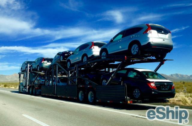 Open Auto Transport in San Antonio. Texas