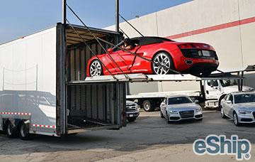 Close Auto Transport in Austin, Texas