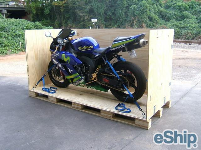 Motorcycle Transport in Houston, Texas