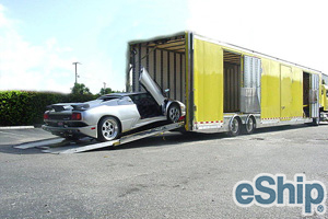 Close Auto Transport in Fort Worth, Texas