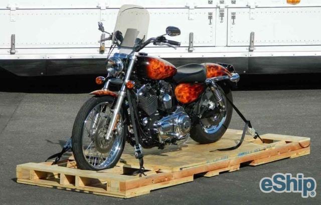 Motorcycle Transport in Seattle, Washington