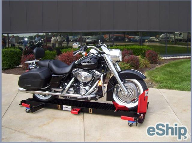 Motorcycle Transport in Vancouver, Washington