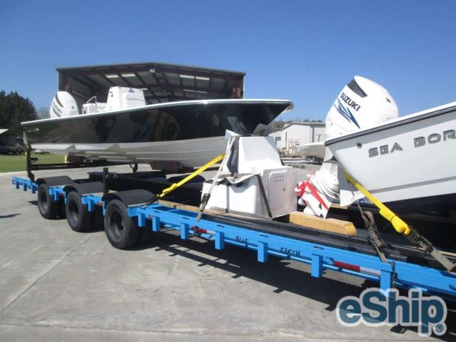 Boat Transport in Miami, Florida
