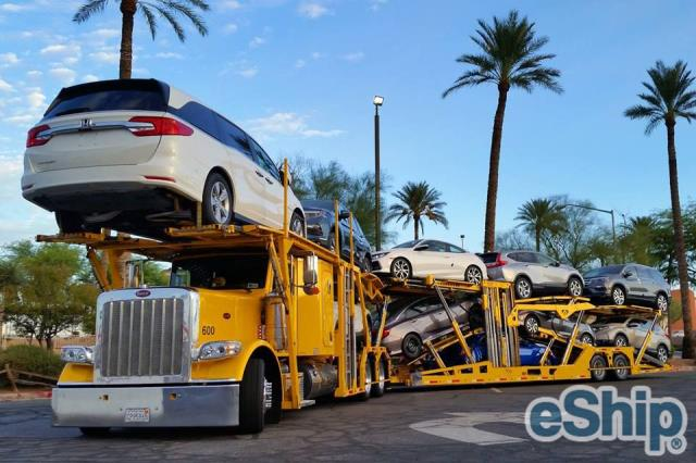 Open Auto Transport in Port St Lucie, Florida