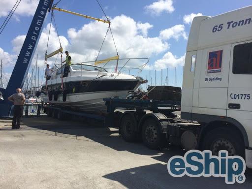 Boat Transport in St Petersburg, Florida